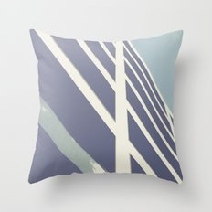 building Throw Pillow