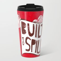 Built to Spill - Wonder Ballroom, Portland Travel Mug