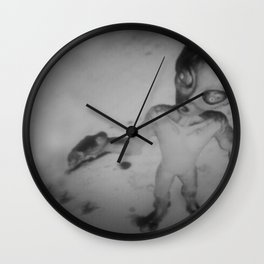 el chupacabra Wall Clock