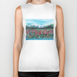 Girdwood Valley Biker Tank