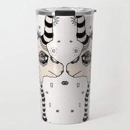 Stained 02 Travel Mug