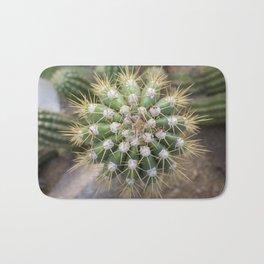 Cactus Closeup Bath Mat