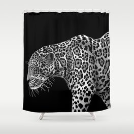 Jaguar 1 Shower Curtain