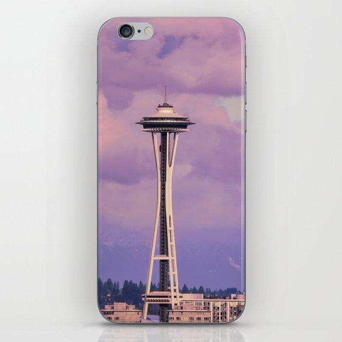 Seattle Space_Needle iPhone Skin