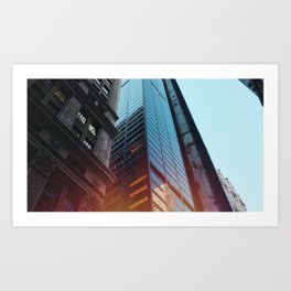Finances Art Print