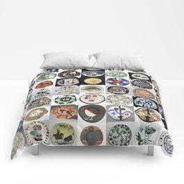 Picasso Ceramic Plates Comforters