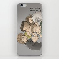 zayn iPhone & iPod Skins featuring Goodbye Zayn by Aki-anyway
