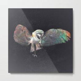 Ugla (Owl) Metal Print