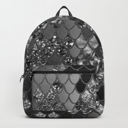 Mermaid Glitter Scales #7 (Faux Glitter) #shiny #decor #art #society6 Backpack