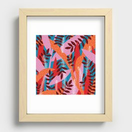 Magical Forest Recessed Framed Print