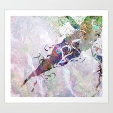 FromEarth4 Art Print
