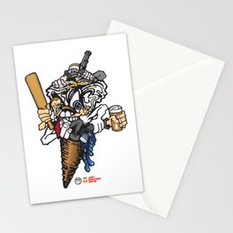 Pal-Icecream Stationery Cards