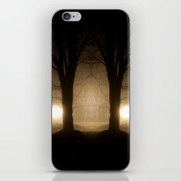 Ominous iPhone Skin