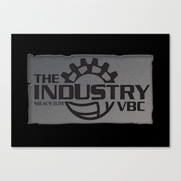 IndustrySteel 5x7 Canvas Print
