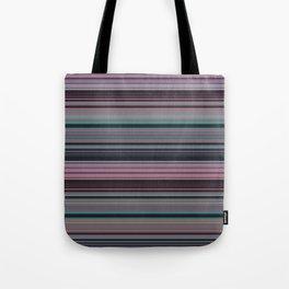Fairy Floss Stripes Tote Bag