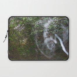 Through the wood line. Laptop Sleeve