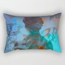 You give me Wings - JUSTART © Rectangular Pillow