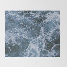 Deep Water Throw Blanket