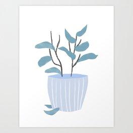 Fig Tree Art Print