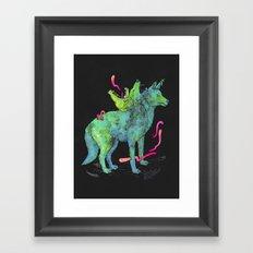 Desert Dreamer Uno Framed Art Print