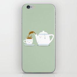 Tea Time! iPhone Skin