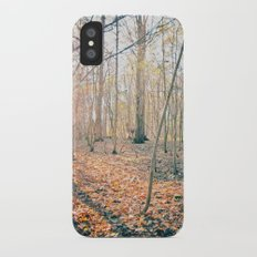 The Forest iPhone X Slim Case