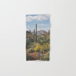 Arizona Spring Hand & Bath Towel