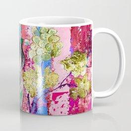 Pink Bird nest Coffee Mug
