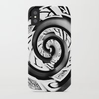 typo iPhone & iPod Cases featuring Typo by EDDIE V PHOTO