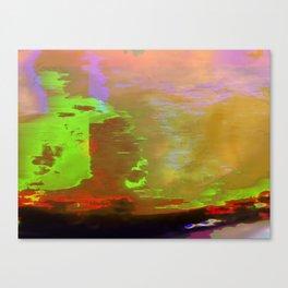 Bent #43: Greasy.1 Canvas Print