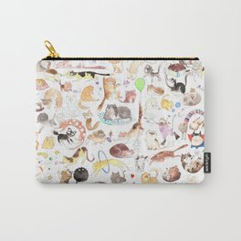 A cat mess Carry-All Pouch