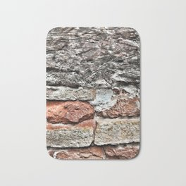 Tuscan Bricks Bath Mat