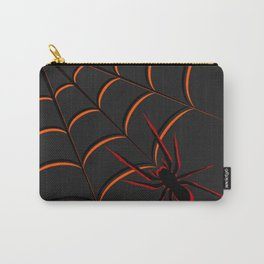 Scary Spider Carry-All Pouch