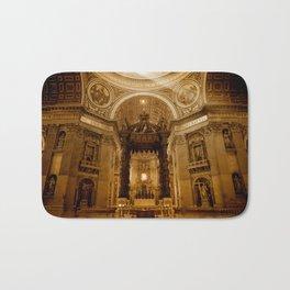 St. Peter's Basilica in Rome Bath Mat