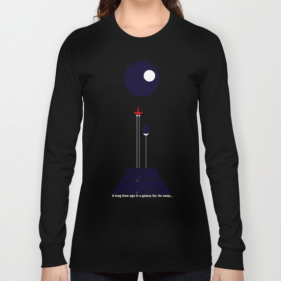 A New Hope II Long Sleeve T-shirt