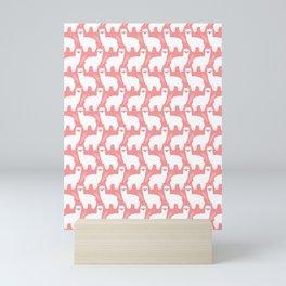 The Alpacas II Mini Art Print