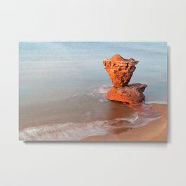 Teapot Rock Metal Print