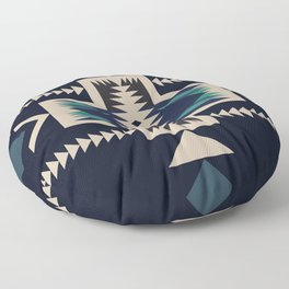 aurora Floor Pillow