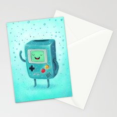 Game Beemo Stationery Cards