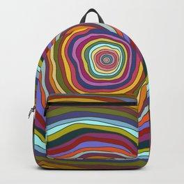 Tree Rings Backpack