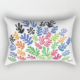 La Gerbe by Matisse Rectangular Pillow