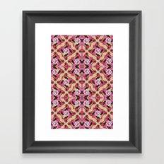 Tweedy Framed Art Print