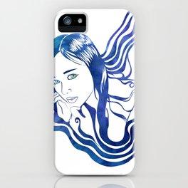 Water Nymph IX iPhone Case