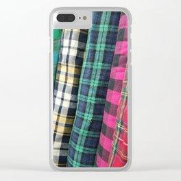 Bolt-Cabin Clear iPhone Case