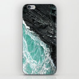 Of Ice and Stone iPhone Skin