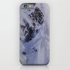 Hiking on top of The World Slim Case iPhone 6s