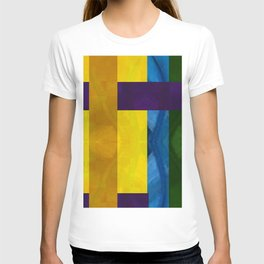 Pattern III Multi-Color T-shirt