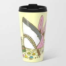 The Easter Shark Travel Mug