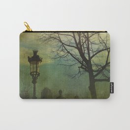 Once Upon a time a park in Barcelona Carry-All Pouch