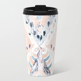 tranquilla balinese ikat Travel Mug